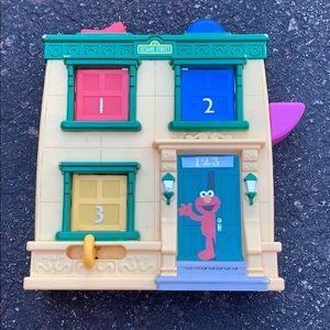 Sesame Street hide and seek pals